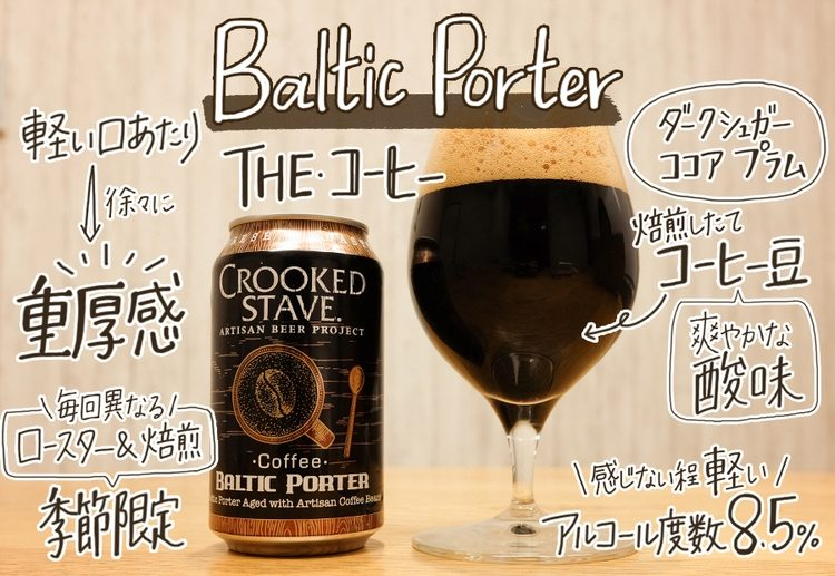 Crooked Stave Baltic Porter