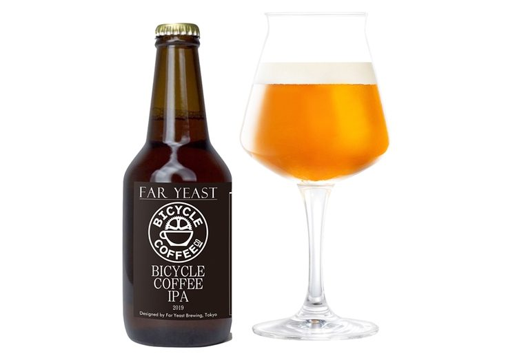 『Far Yeast BICYCLE IPA 2019』
