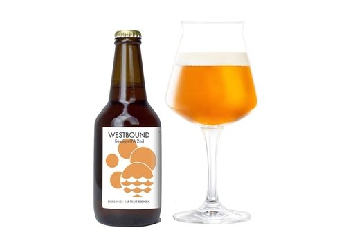 Far Yeast WESTBOUND Session IPA 2nd
