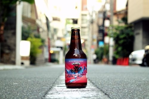 DAIDARABOT Far Yeast Brewing Gigantic Brewing Company クラフトビール コラボ 限定 Juicysaison